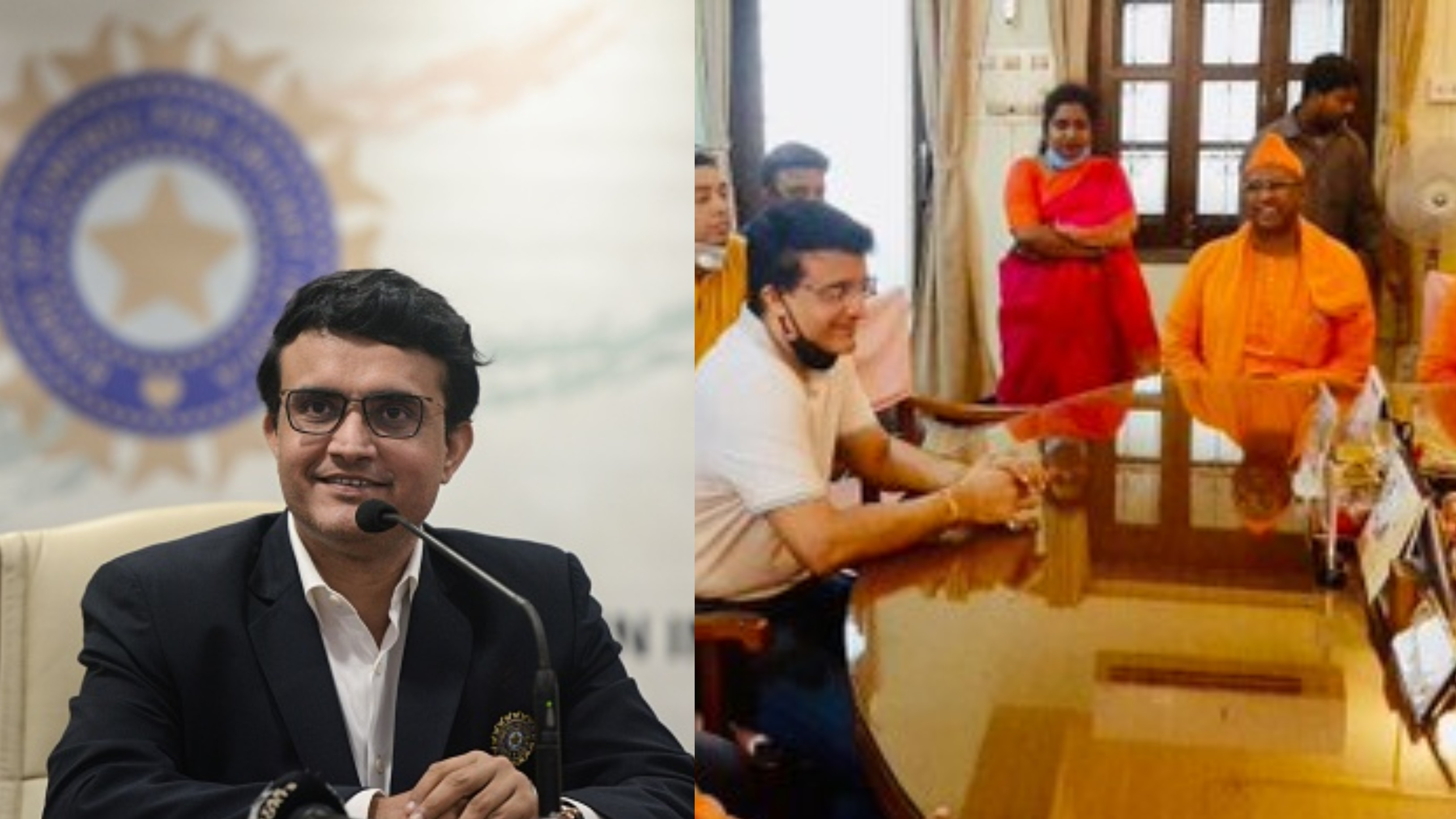Sourav Ganguly visits Belur Math after 25 years to donate 2000 kg of rice amid COVID-19 lockdown