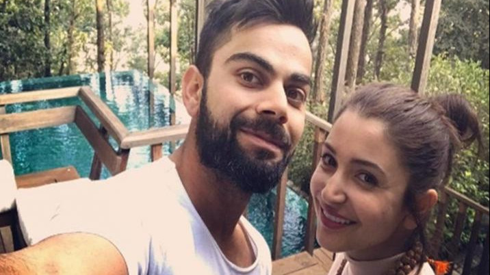 Virat Kohli is celebrating his birthday in Hardiwar with wife Anushka Sharma