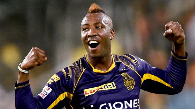 Andre Russell will play for KKR in IPL 2018
