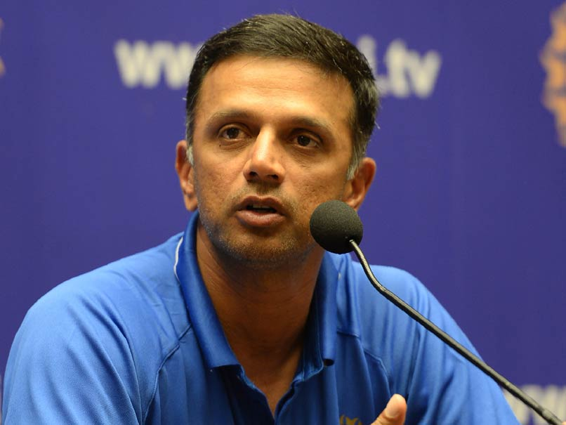 The idea to have more games for India 'A' and India U-19 players had come from Rahul Dravid | AFP