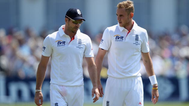James Anderson and Stuart Broad recall their verbal fight from 2013 Trent Bridge Test