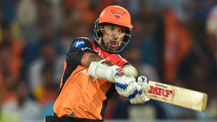 IPL: Sunrisers Hyderabad reveal the reason behind the departure of Shikhar Dhawan