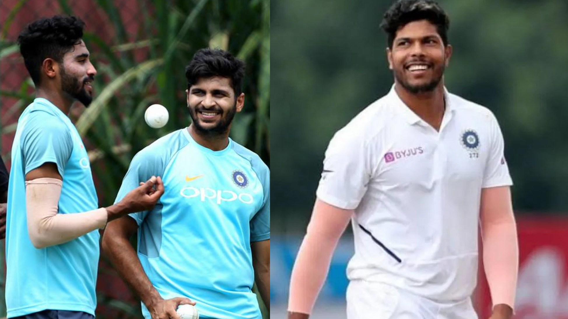 WTC 2021 Final: I see it as healthy competition- Umesh Yadav on upcoming fast bowlers in Indian team