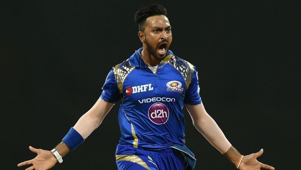 Krunal Pandya is poised to make his T20I debut for India | AFP