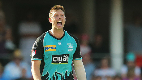 James Pattinson suffers another injury; ruled out of BBL with a side strain