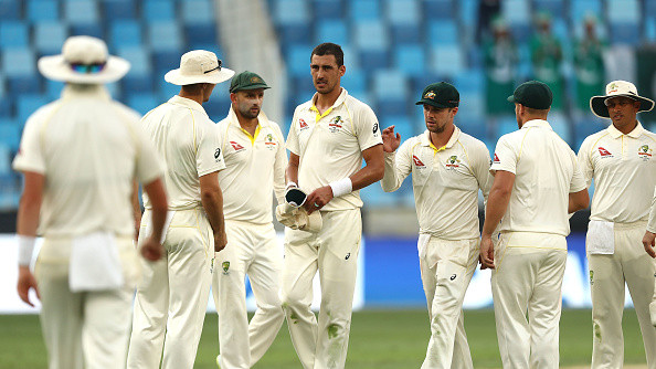 PAK v AUS 2018: Mitchell Starc's fitness a worry for Australia before second Test
