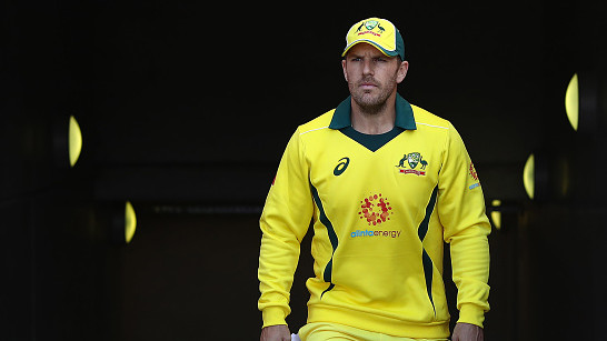 AUS v IND 2018-19: Aaron Finch admits that he was probably Australia's