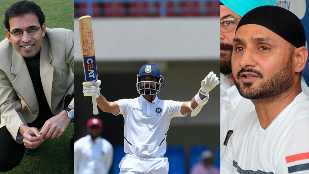 WI v IND 2019: Twitterati applauds Ajinkya Rahane's brilliant 102, as India sets 419-run target