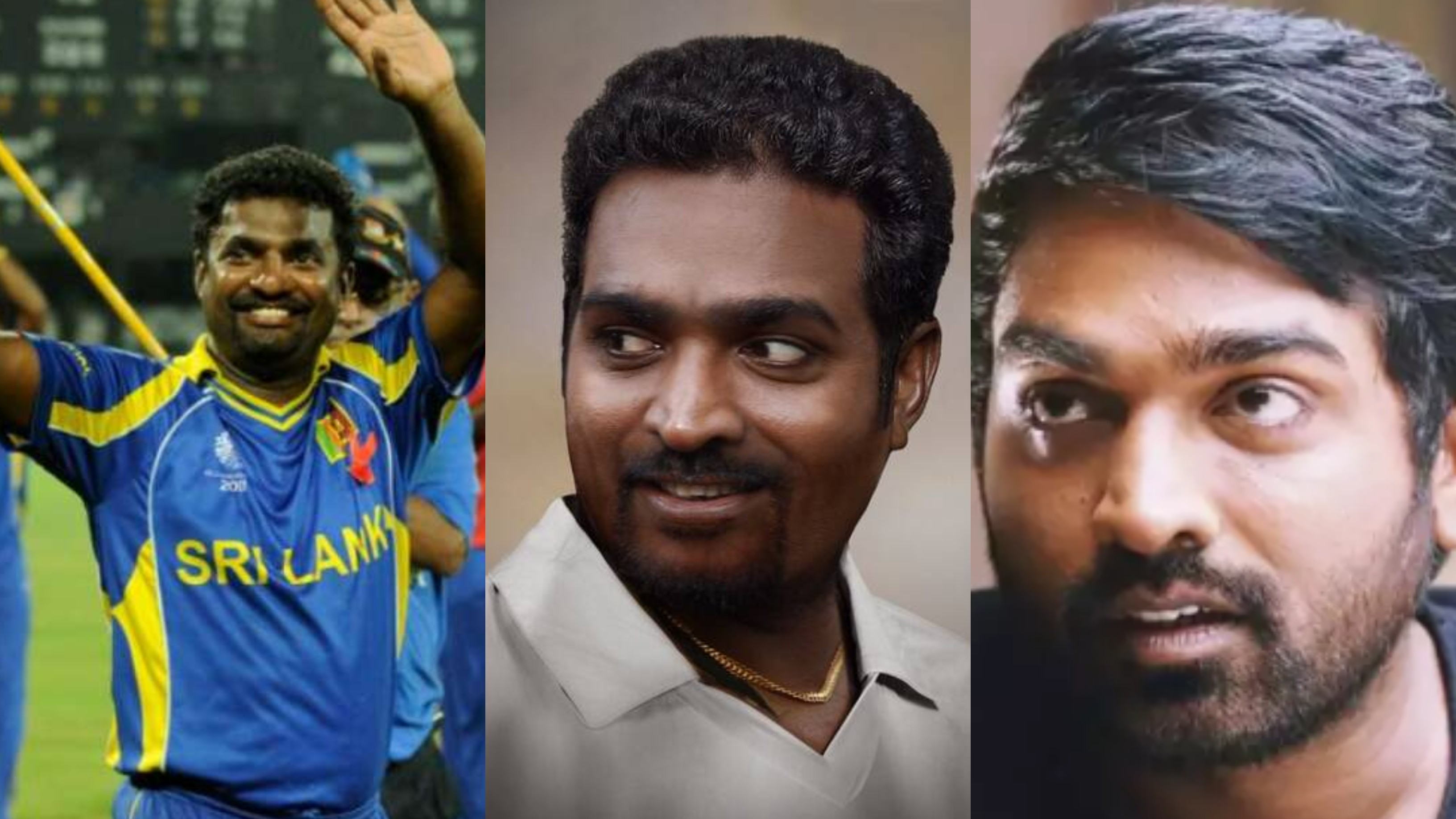Muttiah Muralitharan asks Vijay Sethupathi to withdraw from his biopic; actor obliges