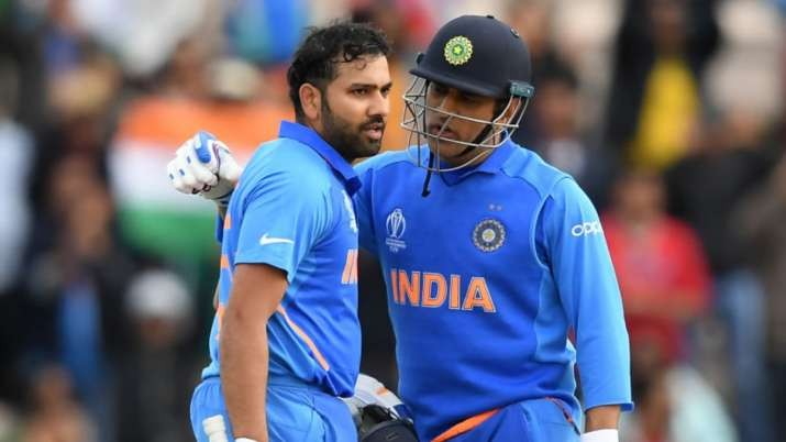 WATCH- Rohit Sharma reveals his best moment with MS Dhoni; opines on captaincy comparison