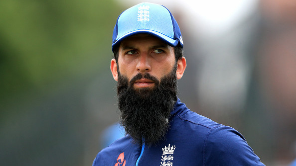 Moeen Ali claims an Australian player called him 'Osama' during 2015 Ashes
