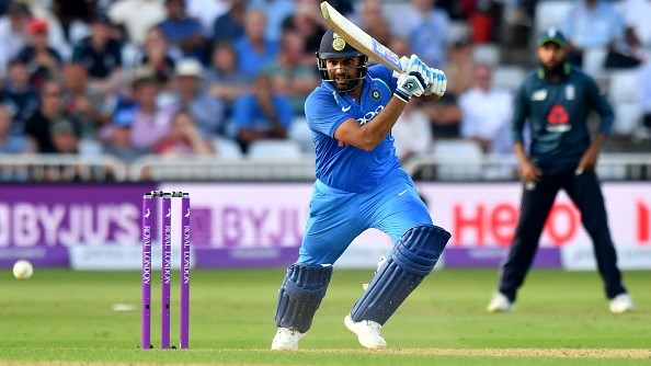 "CWC 2019: ""Winning World Cup is the ultimate dream"", says Rohit Sharma"