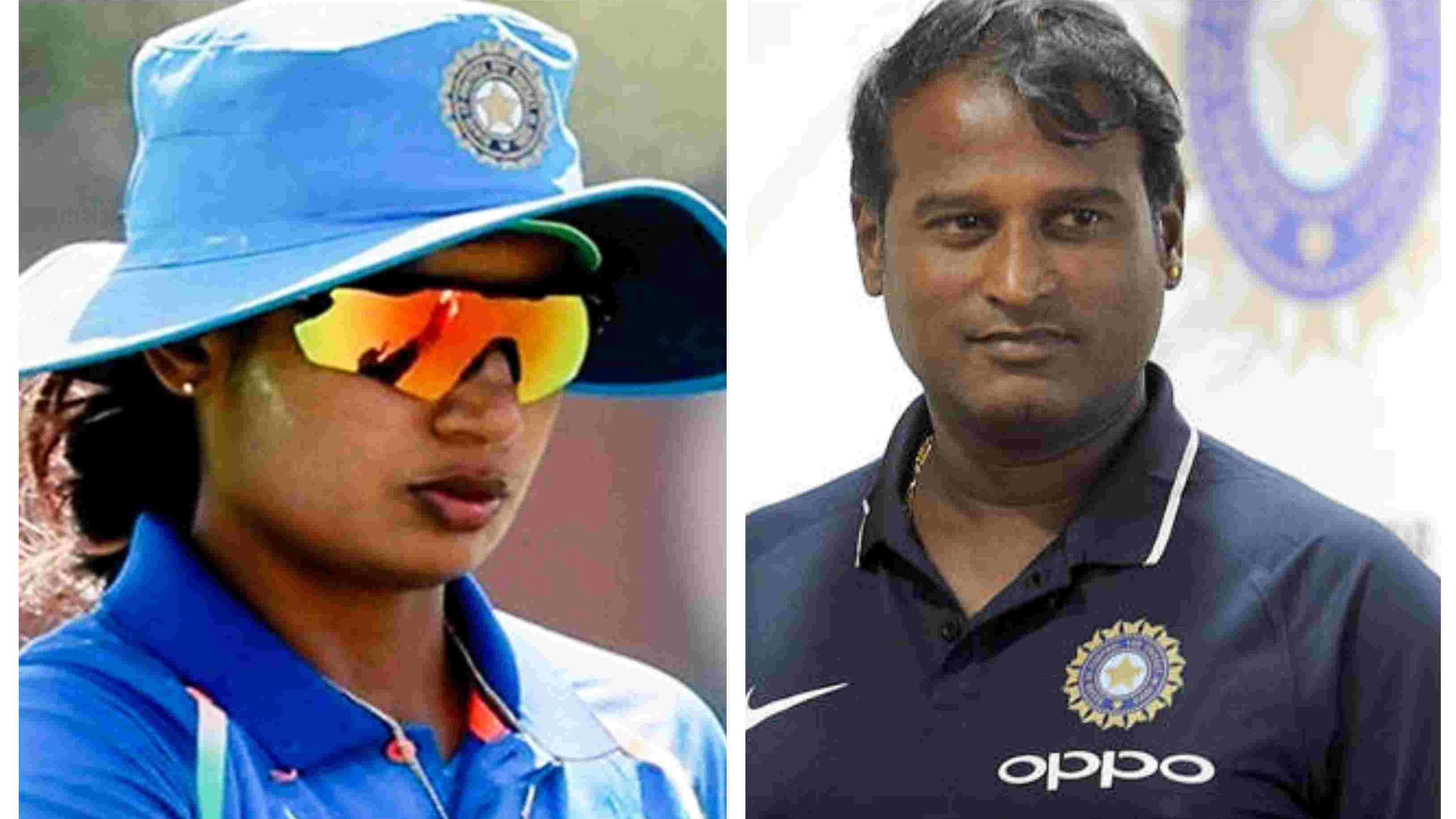 """""""We can't be living in the past"""", Mithali Raj says she and head coach Ramesh Powar have moved on"""