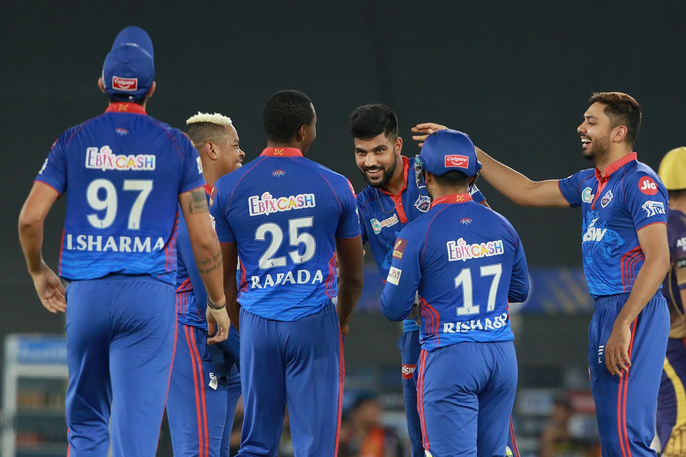 Delhi Capitals are currently leading the IPL 2021 points table | BCCI/IPL