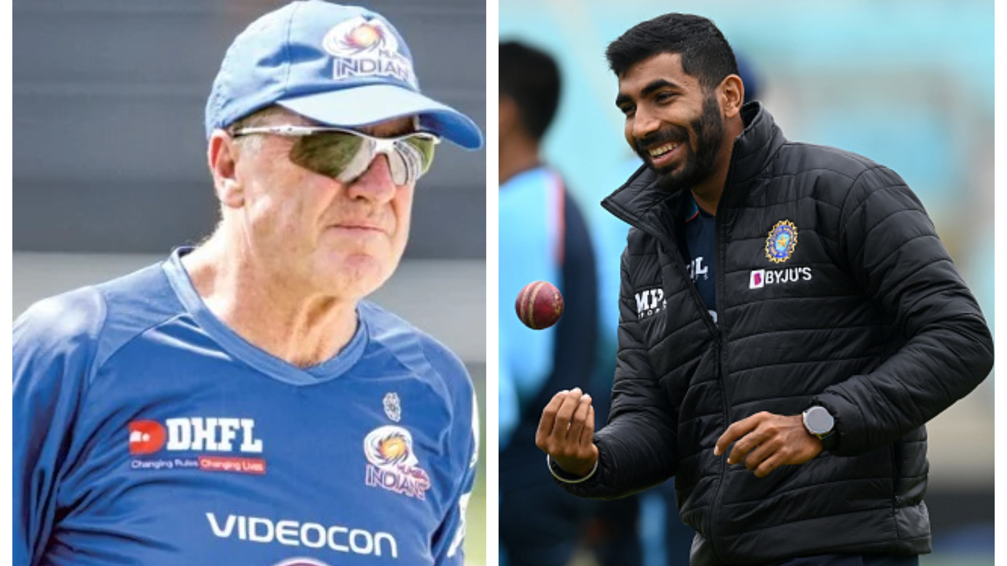 Jasprit Bumrah recalls how MI talent scout John Wright discovered him during a domestic T20 match