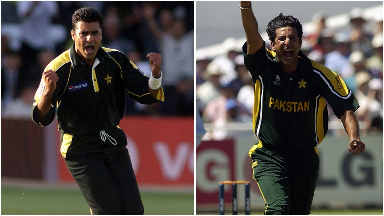 Who better than Waqar Younis and Wasim Akram to spearhead your fast bowling unit with Imran Khan as a worthy 3rd seamer