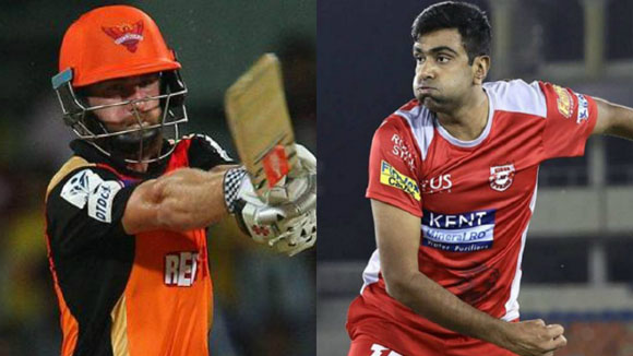 IPL 2018: SRH v KXIP- आज हैदराबाद के विजयी रथ को रोकने उतरेगा पंजाब