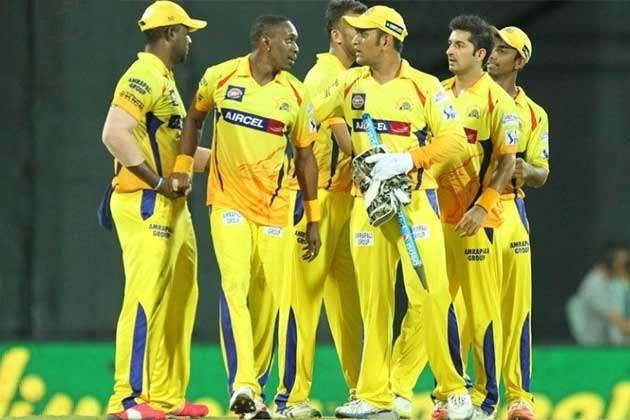 Chennai Super Kings | GETTY