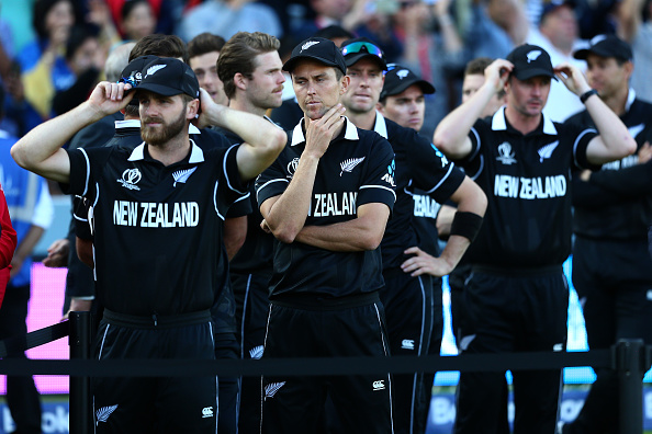 New Zealand lost their second consecutive final in two editions | Getty