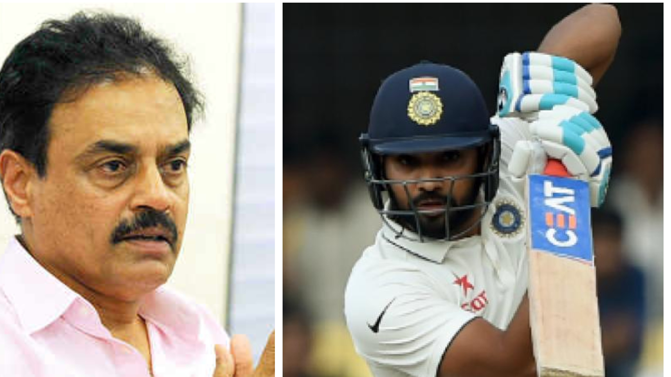 ENG vs IND 2018: It was a selection error to not pick Rohit Sharma, says Dilip Vengsarkar