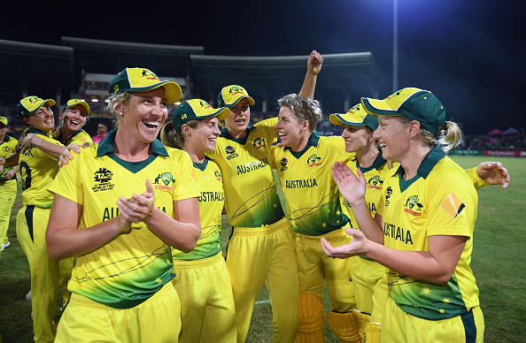 This is a great news for women's cricket   Getty