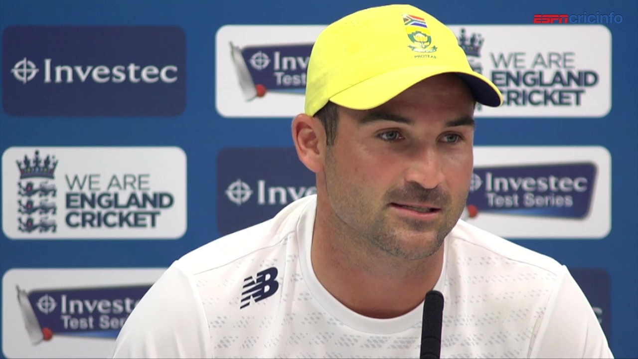 SA vs IND 2018: Play should have been called off due to state of pitch, says Elgar