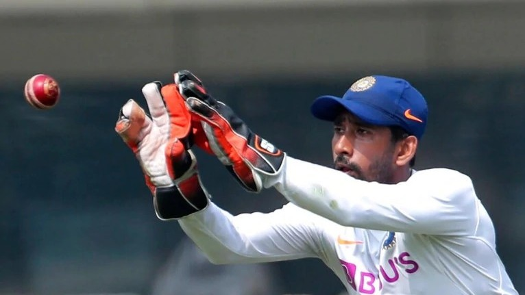 Wriddhiman Saha suffers finger injury; says should not take more than five weeks to recover