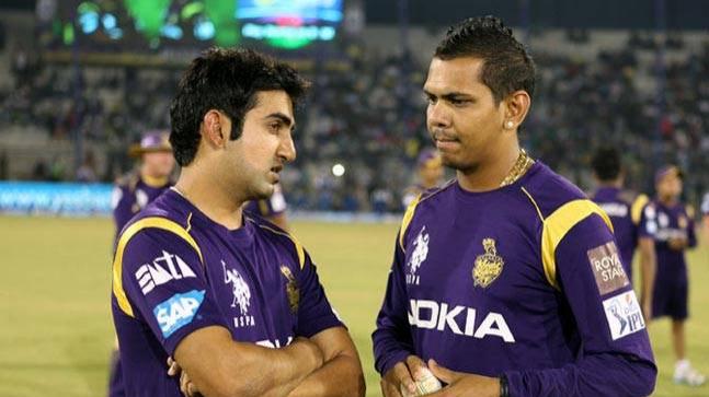 IPL 2018: Sunil Narine talks about playing against Gautam Gambhir