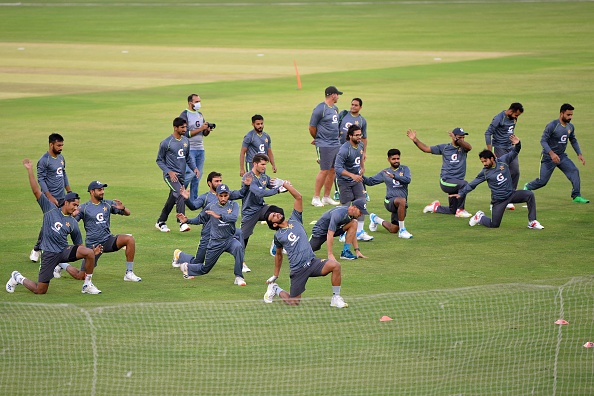 Pakistan cricket team | Getty