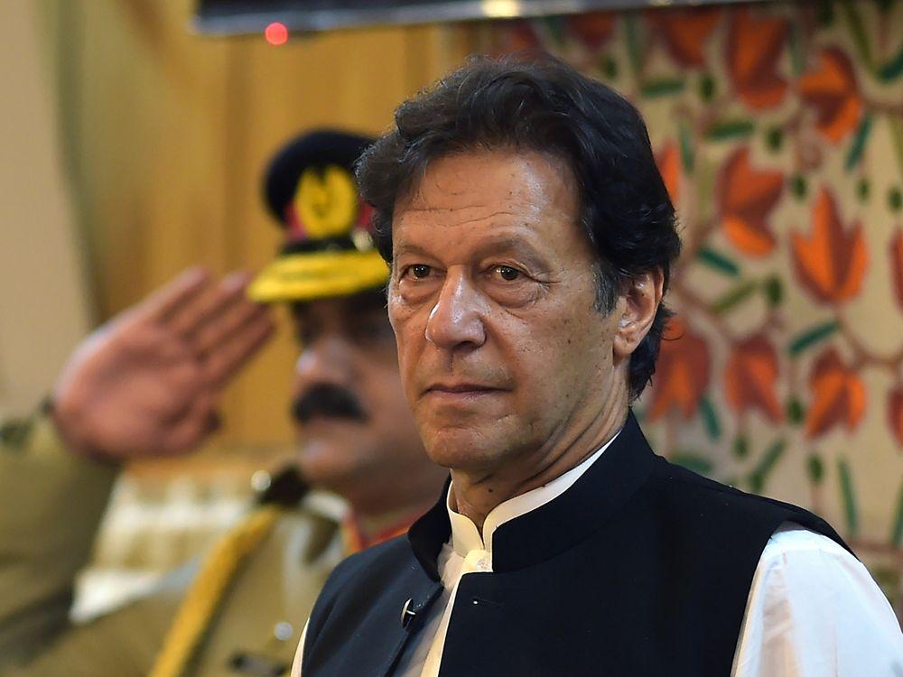 इमरान खान | AFP