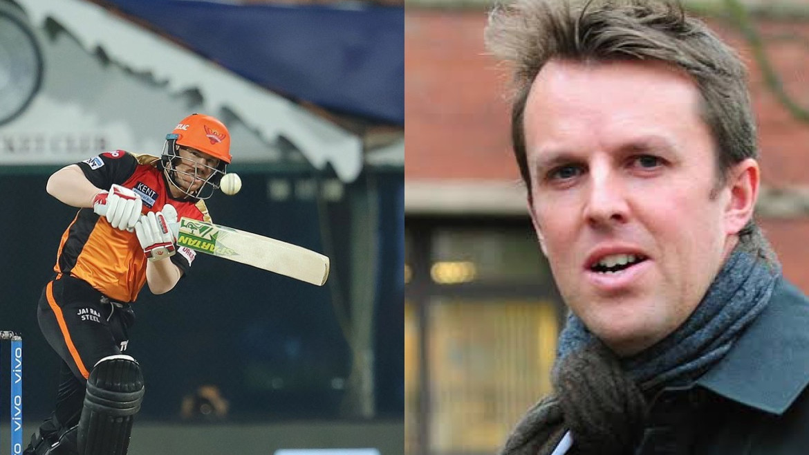 IPL 2021: Graeme Swann says that David Warner's removal from captaincy was a punishment
