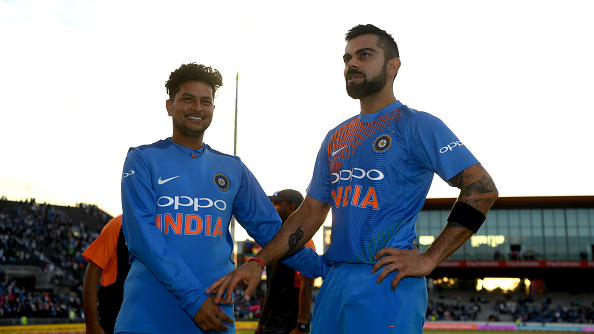 ENG v IND 2018: Virat Kohli hints Kuldeep Yadav may get included in Indian Test side