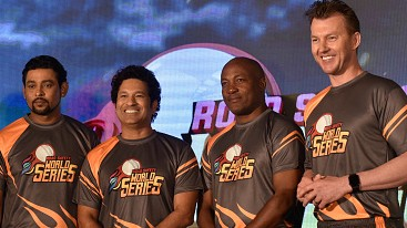 Sachin Tendulkar and Brian Lara to kickstart the Road Safety Series on March 7