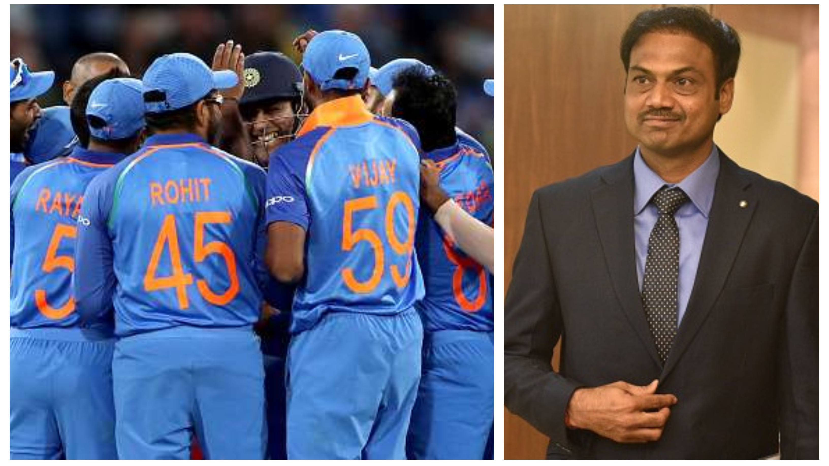 We have trimmed down 18 players for World Cup 2019, reveals MSK Prasad