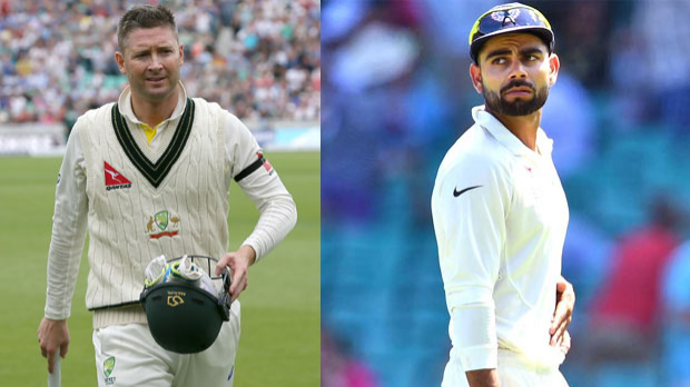 Michael Clarke astonished with Virat Kohli's decision to skip Afghanistan Test for county stint