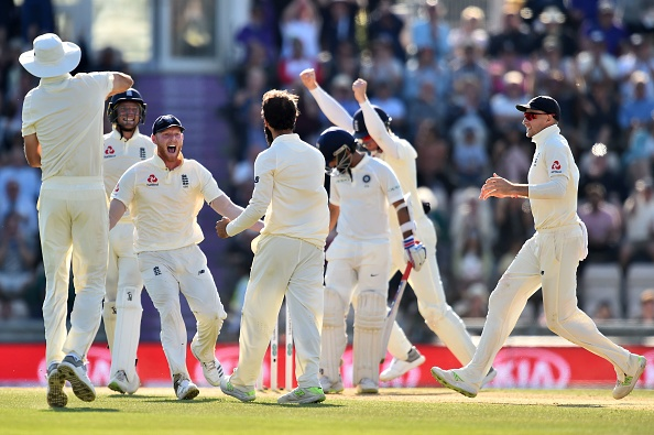 India will face England on 7 September in the final Test   Getty Images
