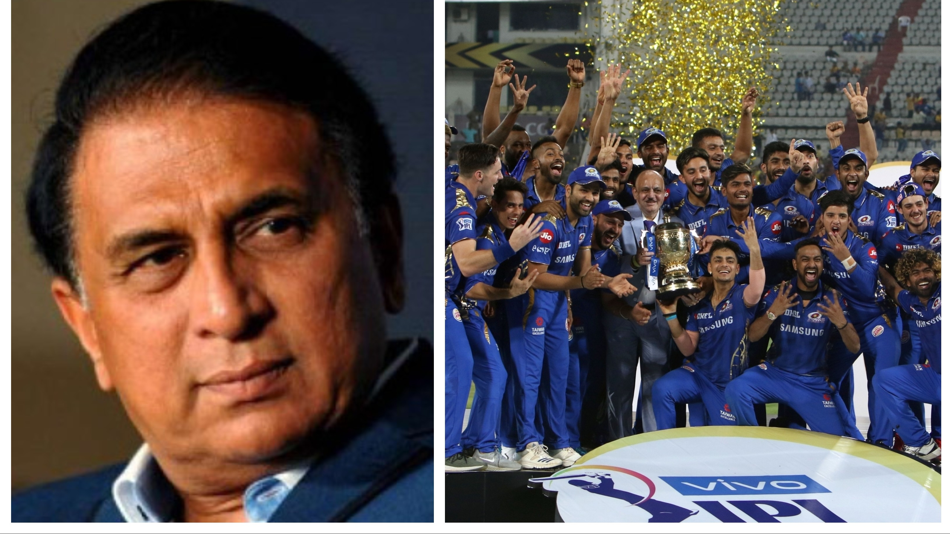 IPL 2020: Sunil Gavaskar names his MI playing XI; lists out weaknesses of defending champions