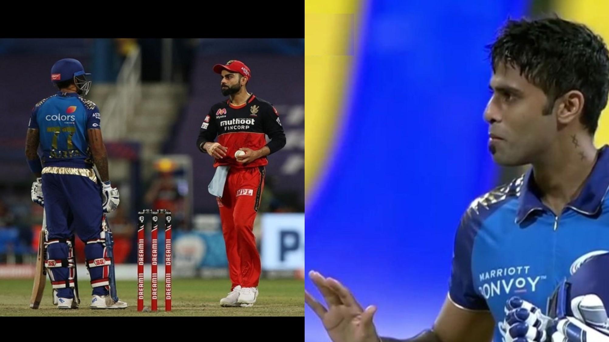 "IPL 2020: ""Seen God bat at no.3,"" Suryakumar Yadav's old tweets praising Virat Kohli go viral"