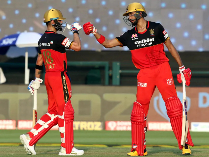 Virat Kohli and Devdutt Padikkal | BCCI/IPL