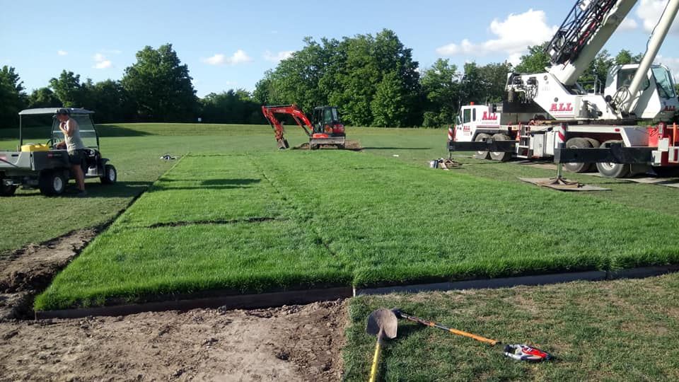 CAA centre ground being reworked for Global Canada T20 league | Praim Persaud (Facebook)
