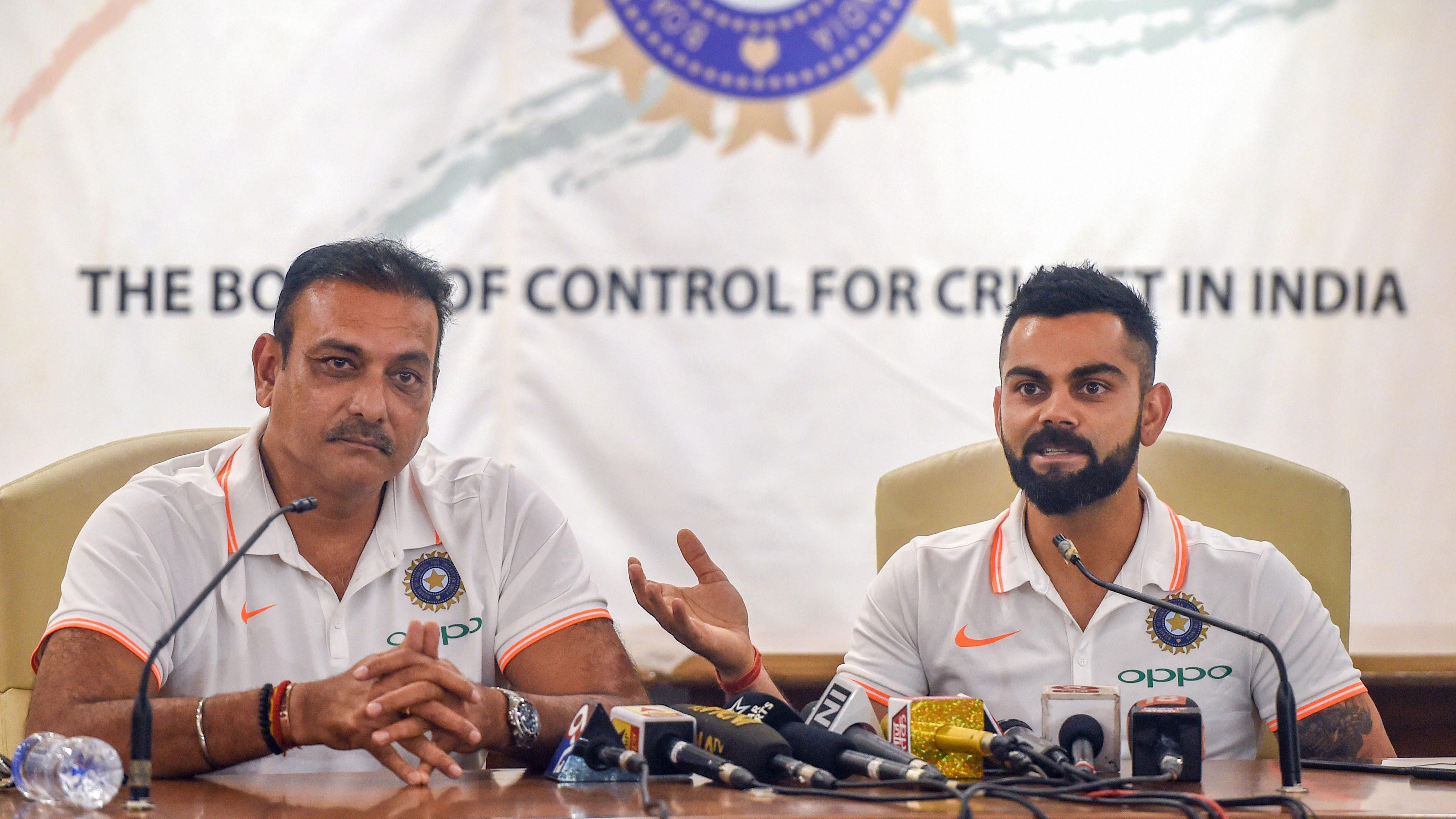 AUS v IND 2018-19: Virat Kohli defends Ravi Shastri, says he is not a 'Yes-Man'