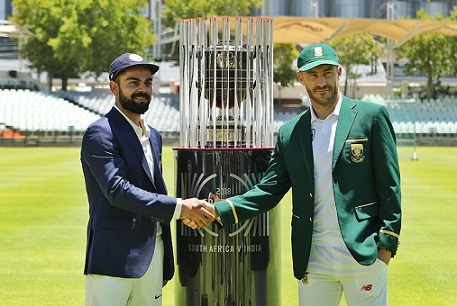 SA vs IND 2018: Teams to get 21-Gun Salute from South African Defence Forces in Centurion