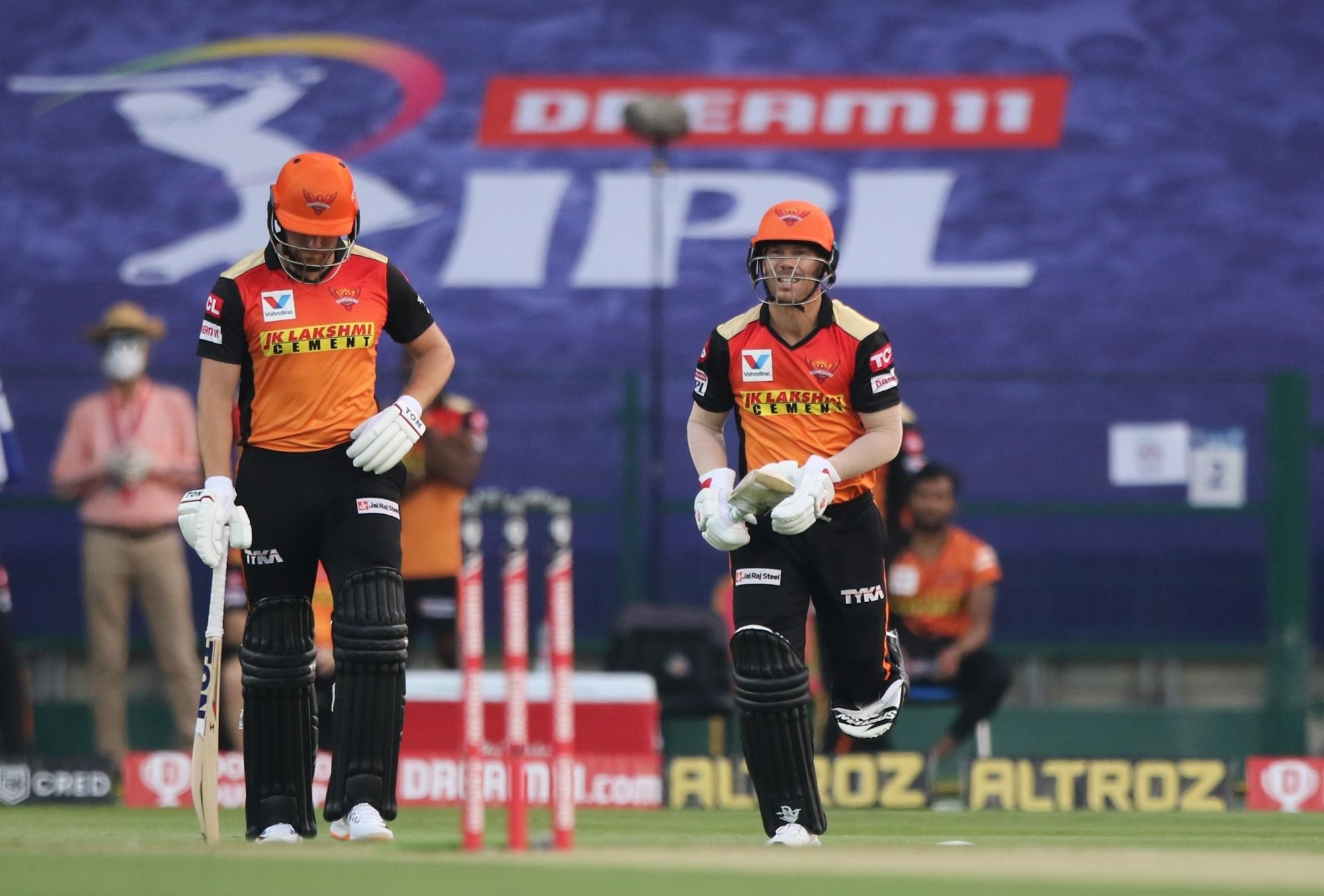 David Warner and Jonny Bairstow need to give SRH a flying start   IANS
