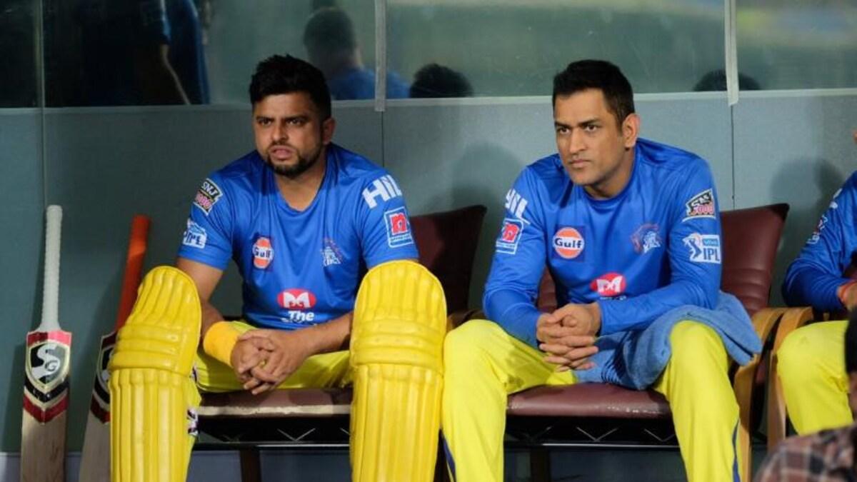 MS Dhoni (211) and Suresh Raina has so far played 200 IPL games | BCCI/IPL