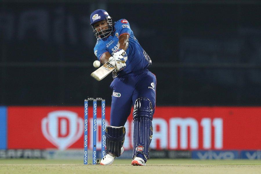 Kieron Pollard | IPL/BCCI