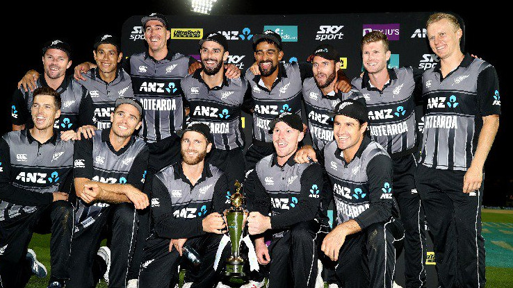 NZ vs IND 2019 : Third T20I - Statistical Highlights
