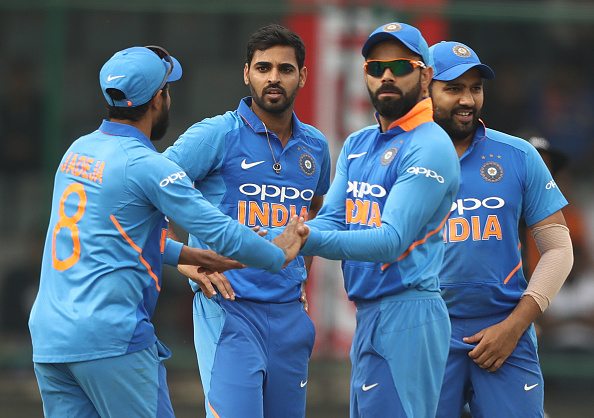 Indian team started off well in the ODI series, but lost the plot in the last three matches | Getty