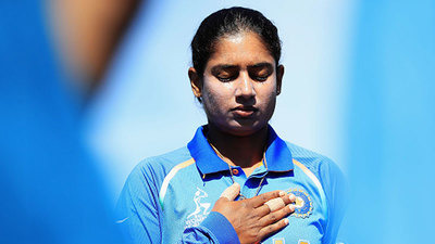 Mithali Raj tweets an emotional goodbye to actress Sridevi