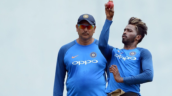 Ravi Shastri backs Hardik Pandya says
