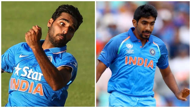 Bhuvneshwar Kumar and Jasprit Bumrah are rated as the best death overs bowlers in the world today
